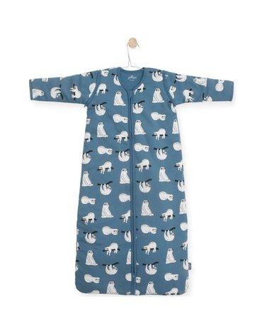 Jollein - Baby & Kids - Jollein - Śpiworek niemowlęcy całoroczny 4 pory roku z odpinanymi rękawami Lazybones 70 cm