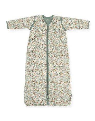 Jollein - Baby & Kids - Jollein - Śpiworek niemowlęcy całoroczny 4 pory roku z odpinanymi rękawami Bloom 90 cm