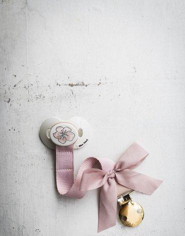 Elodie Details - zawieszka do smoczka Powder Pink