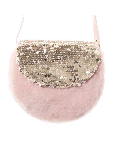 Rockahula Kids - torebka Shimmer Sequin Fur Bag