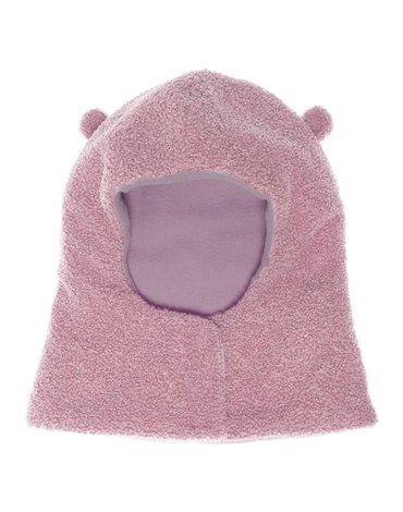 Rockahula Kids - czapka zimowa kominiarka rozpinana Billie Bear Boucle Heather 3 - 6 lat