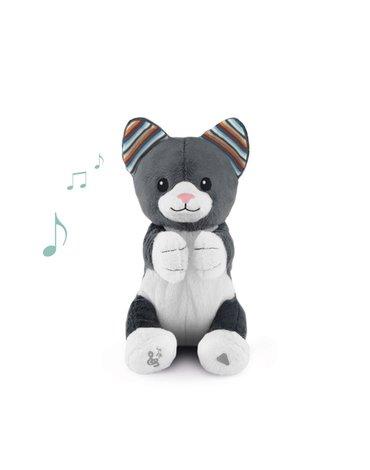 Zazu Kids - Zazu CHLOE Klaszcząca Przytulanka Kot