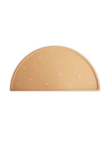 Mushie - Podkładka silikonowa na stół Sun
