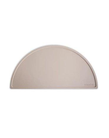 Mushie - Podkładka silikonowa na stół Shifting Sand