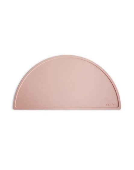 Mushie - Podkładka silikonowa na stół Blush