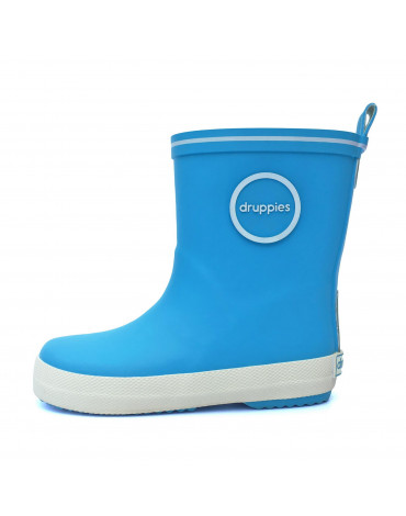 Kalosze FASHION BOOT Druppies blue20