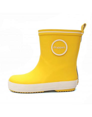 Kalosze FASHION BOOT Druppies yellow21