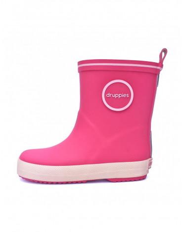 Kalosze FASHION BOOT Druppies pink27