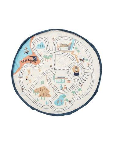 Play&Go - Worek Mapa Los Angeles/Vany