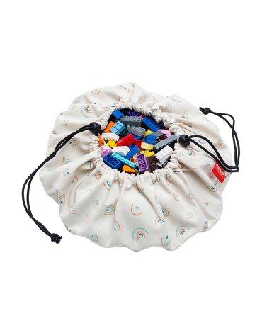 Play&Go - Mini worek Tęcza