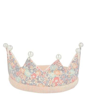 Meri Meri - Korona Kwiaty i perły