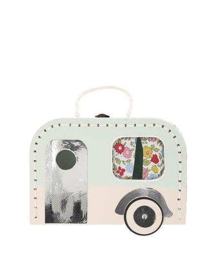 Meri Meri - Królik plażowy mini w walizce
