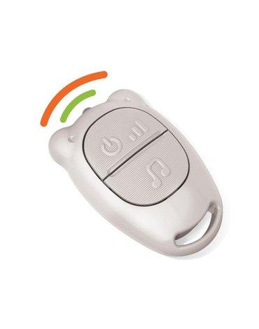 BenBat - Lusterko aktywne do samochodu Oly - Pink