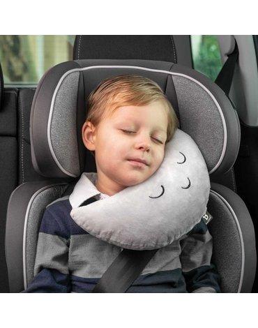 BenBat - Nakładka-poduszka na pas Księżyc - Grey
