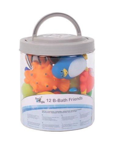 BoJungle - B-Zabawki do kąpieli 12szt