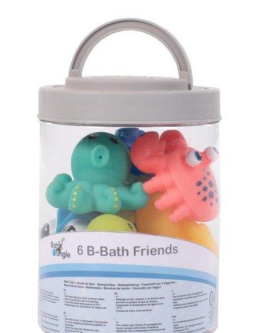 BoJungle - B-Zabawki do kąpieli 6szt