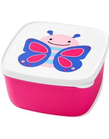 Skip Hop - Zestaw pudełek Zoo Motyl