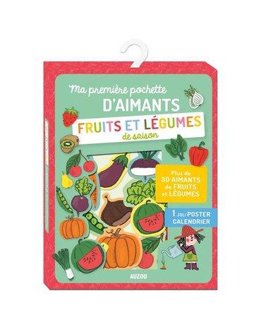 Auzou Magnesy Warzywa i owoce 68195
