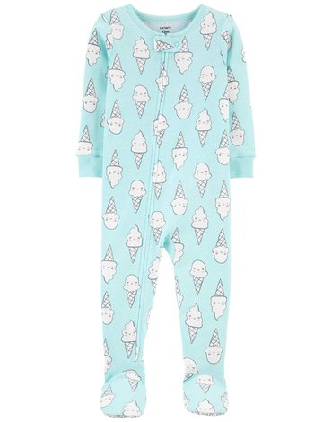 Carter's - Pajac-piżama Lody - 76 cm