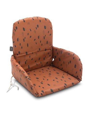 Jollein - Baby & Kids - Jollein - Poduszka stabilizująca do krzesełek do karmienia Spot CARAMEL