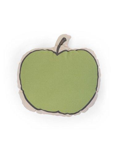 Childhome Poduszka kanwas Jabłko