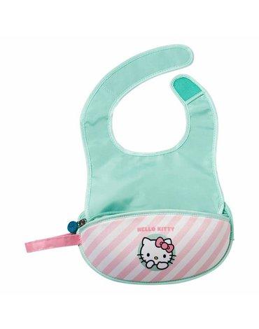 Śliniak dla niemowlaka w saszetce, Hello Kitty Candy Floss, b.box