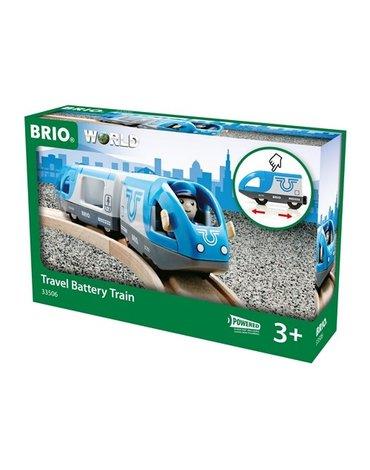 BRIO World Pociąg Pasażerski Na Baterie