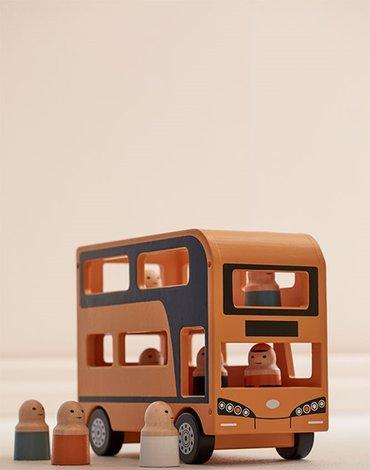 Kids Concept Aiden Autobus Piętrowy