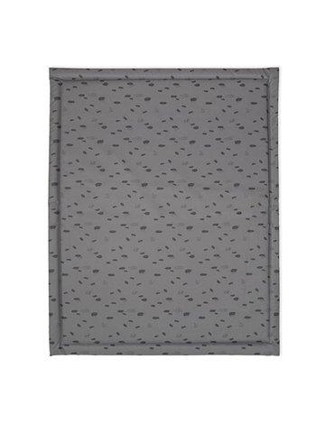 Jollein - Baby & Kids - Jollein - Mata wodoodporna do łóżeczka 75 x 95 cm Spot STORM GREY