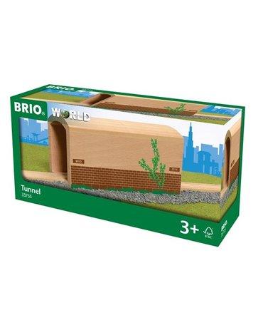 BRIO World Tunel Drewniany