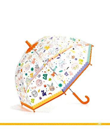 Djeco - Parasol przeciwdeszczowy MAGICZNE BUŹKI