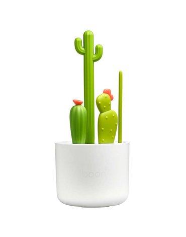 Boon - Zestaw do czyszczenia butelek Kaktusy