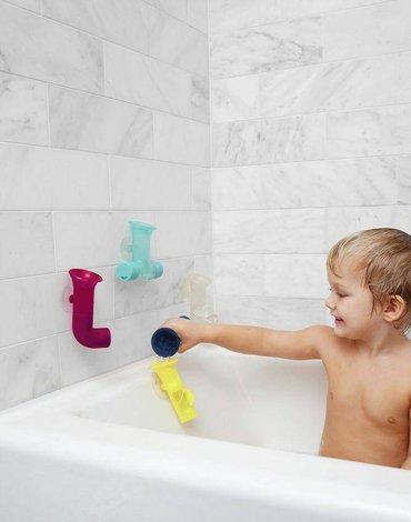 Boon - Zabawka do wody Rurki Pipes Cool kolor