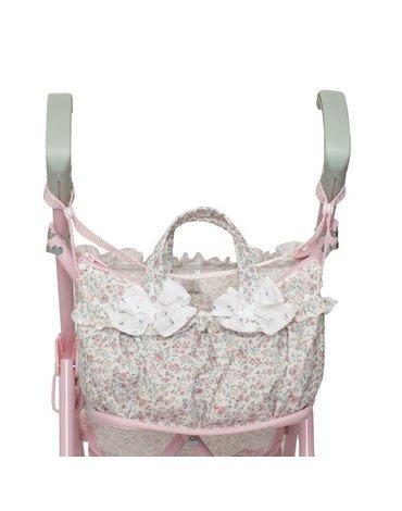 LA NINA Torebka do wózka dla lalek Violeta 65075