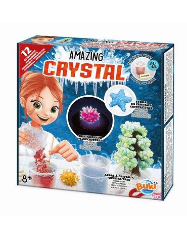 BUKI - Niesamowite kryształy - 12 eksperymentów