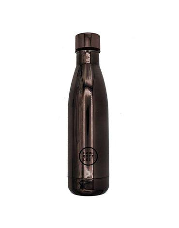 COOLBOTTLES - Cool Bottles Butelka termiczna 500 ml Chrome Graphite
