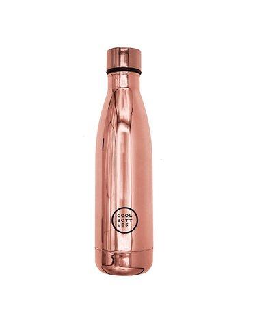 COOLBOTTLES - Cool Bottles Butelka termiczna 500 ml Chrome Rose