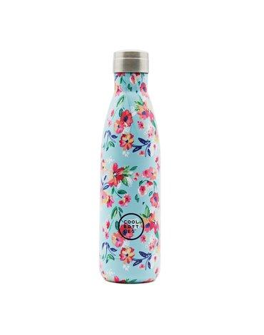 COOLBOTTLES - Cool Bottles Butelka termiczna 500 ml Floral Evelyn