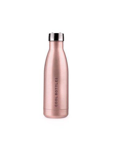 COOLBOTTLES - Cool Bottles Butelka termiczna 350 ml Metallic Rose