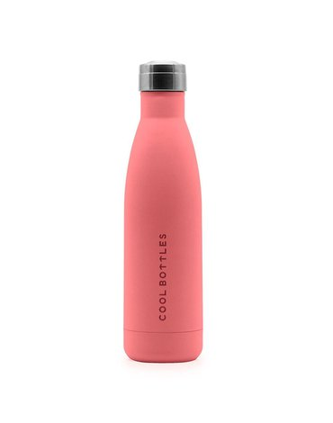 COOLBOTTLES - Cool Bottles Butelka termiczna 500 ml Pastel Coral