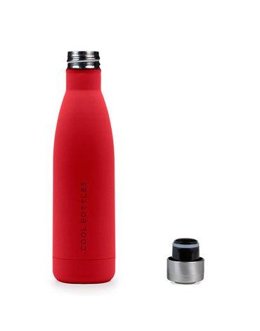 COOLBOTTLES - Cool Bottles Butelka termiczna 500 ml Vivid Red