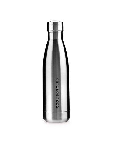 COOLBOTTLES - Cool Bottles Butelka termiczna 750 ml Metallic Silver