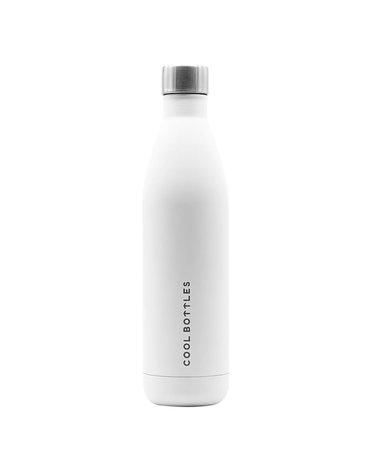 COOLBOTTLES - Cool Bottles Butelka termiczna 750 ml Mono White