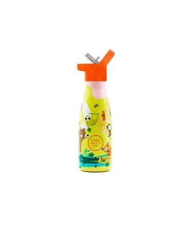 COOLBOTTLES - Cool Bottles Butelka termiczna Kids 260 ml Jungle Park