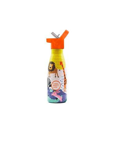 COOLBOTTLES - Cool Bottles Butelka termiczna Kids 260 ml Savannah Kingdom