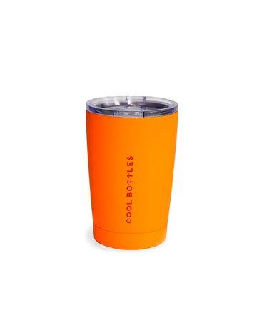COOLBOTTLES - Cool Bottles Kubek termiczny 330 ml Vivid Orange