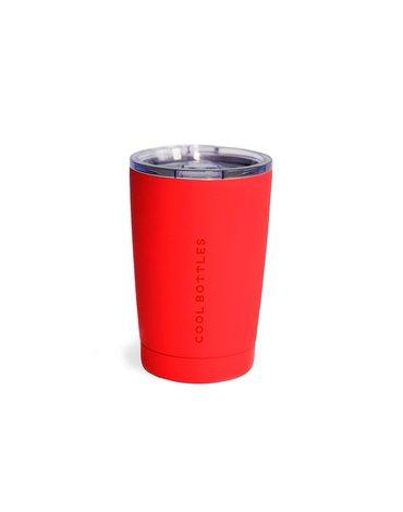 COOLBOTTLES - Cool Bottles Kubek termiczny 330 ml Vivid Red