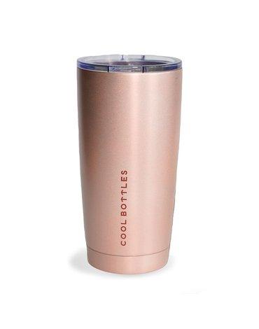 COOLBOTTLES - Cool Bottles Kubek termiczny 550 ml Metallic Rose