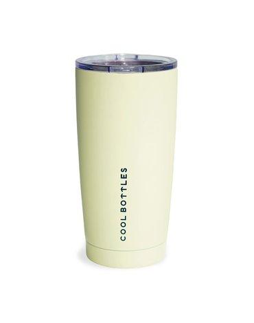 COOLBOTTLES - Cool Bottles Kubek termiczny 550 ml Pastel Green