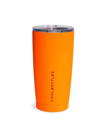 COOLBOTTLES - Cool Bottles Kubek termiczny 550 ml Vivid Orange